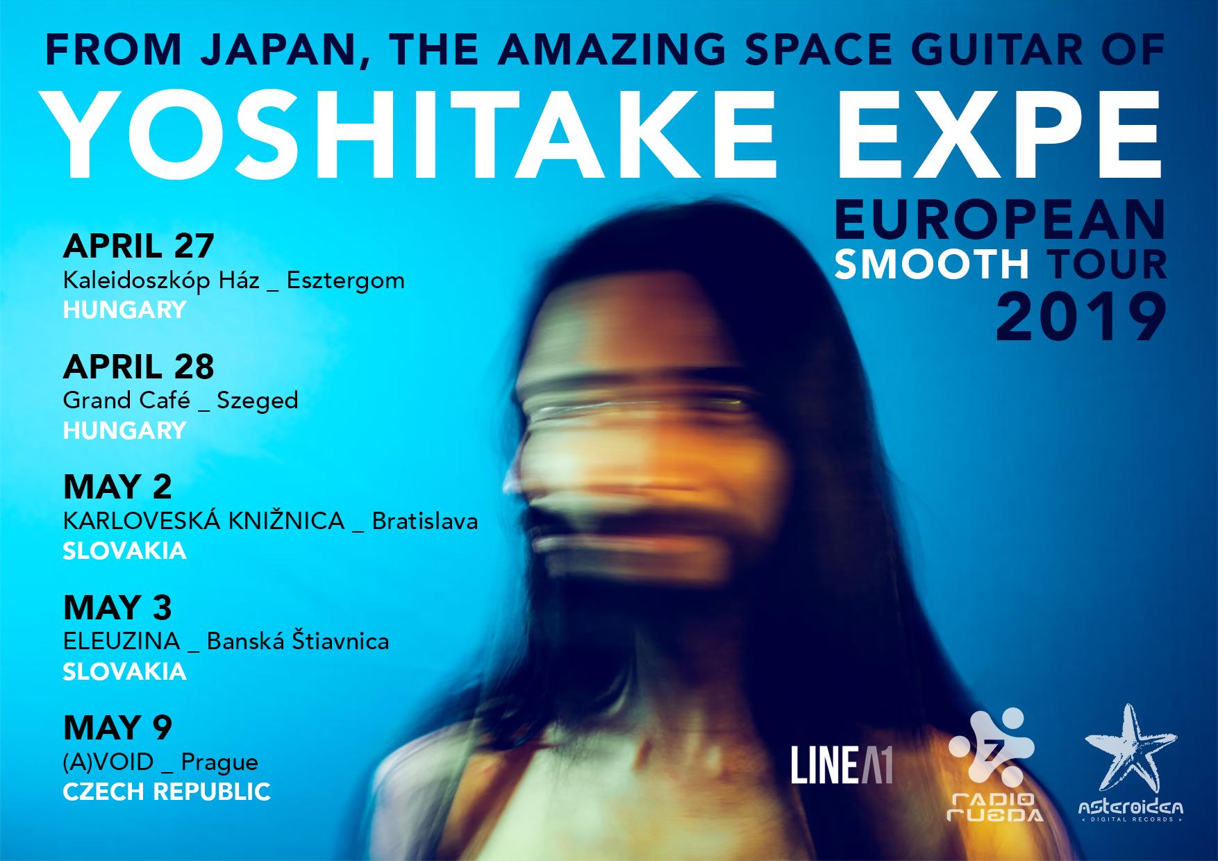 EUROPEAN SMOOTH TOUR2019